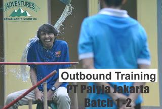 outbound training pt palyja jakarta