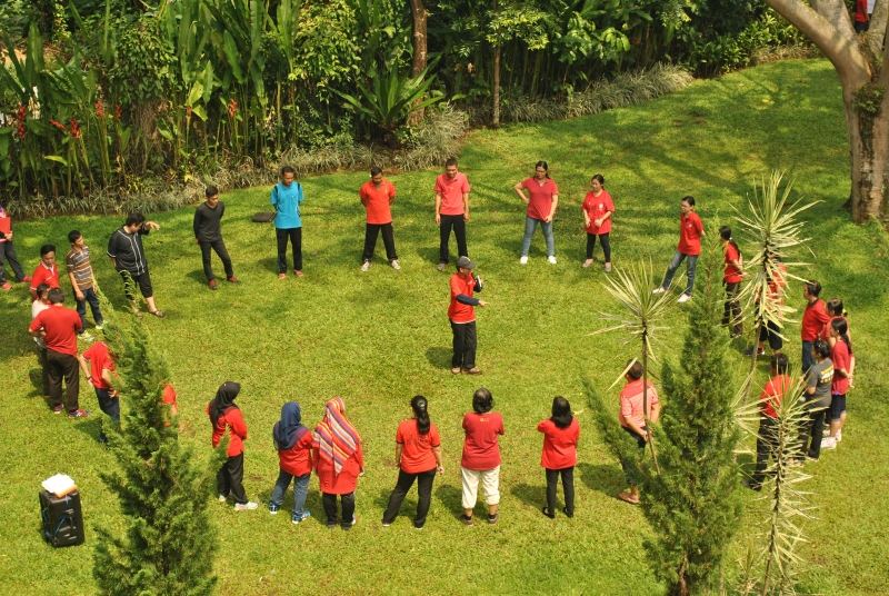 Materi Outbound Training