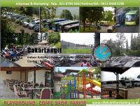 Fasilitas Playground, Coffe Shop dan Parkir Villa Bukit Hambalang