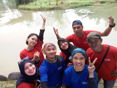 Team Outbound - Cakarlangit Indonesia