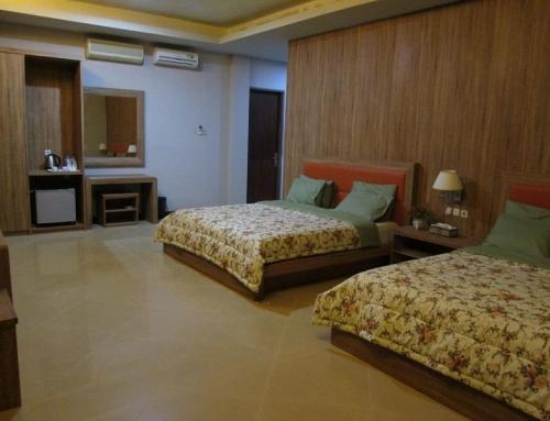 Fafa Hotel Green Resort Sentul