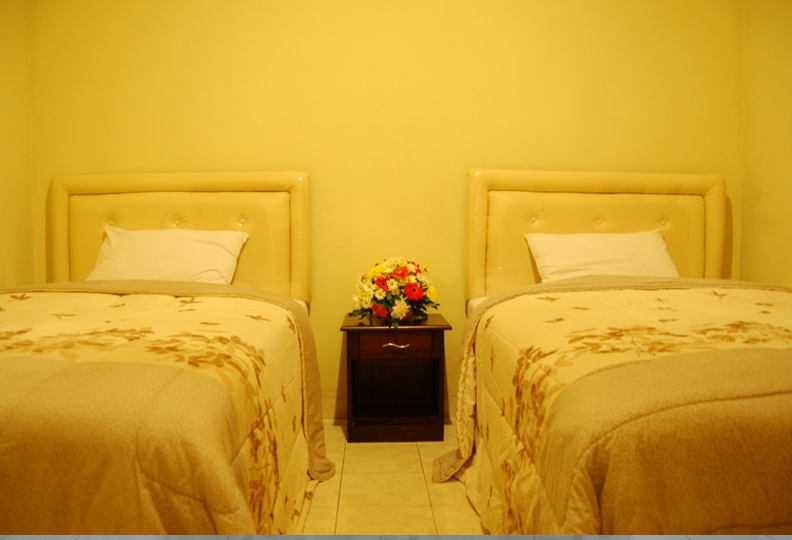 Kamar Cico Resort Bogor Utara