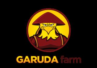 Logo Garuda Farm Wisata Edukasi Sentul