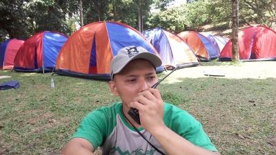 Rental Tenda dan perlengkapan kemping