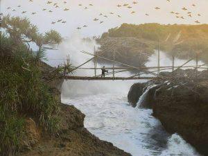 Pantai Cicaladi Sukabumi