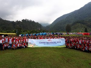 Cimory Gathering 2018 - Fun Camping & Outbound