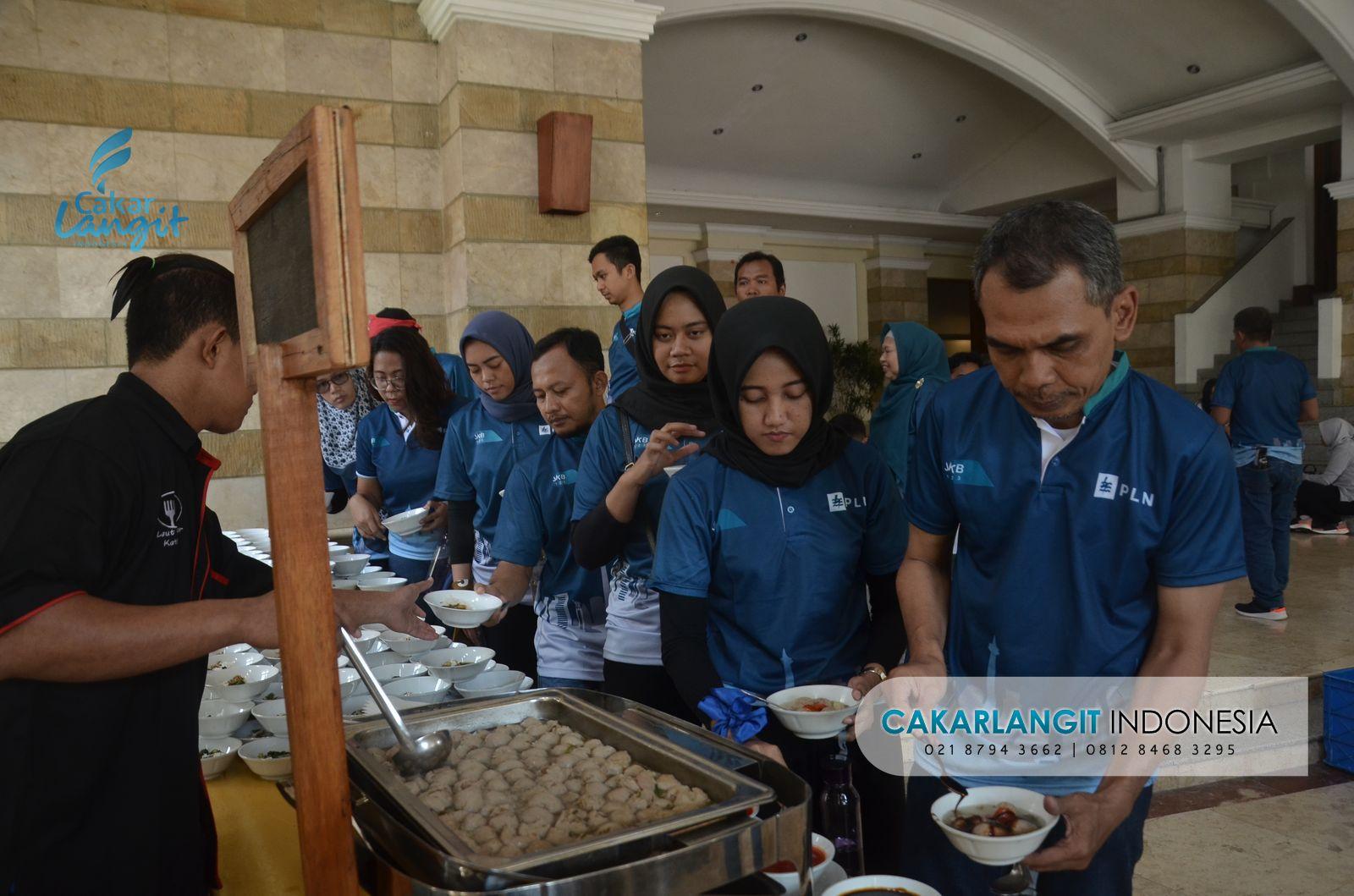 Employee Gathering PLN Unit Induk Distribusi Jakarta Raya