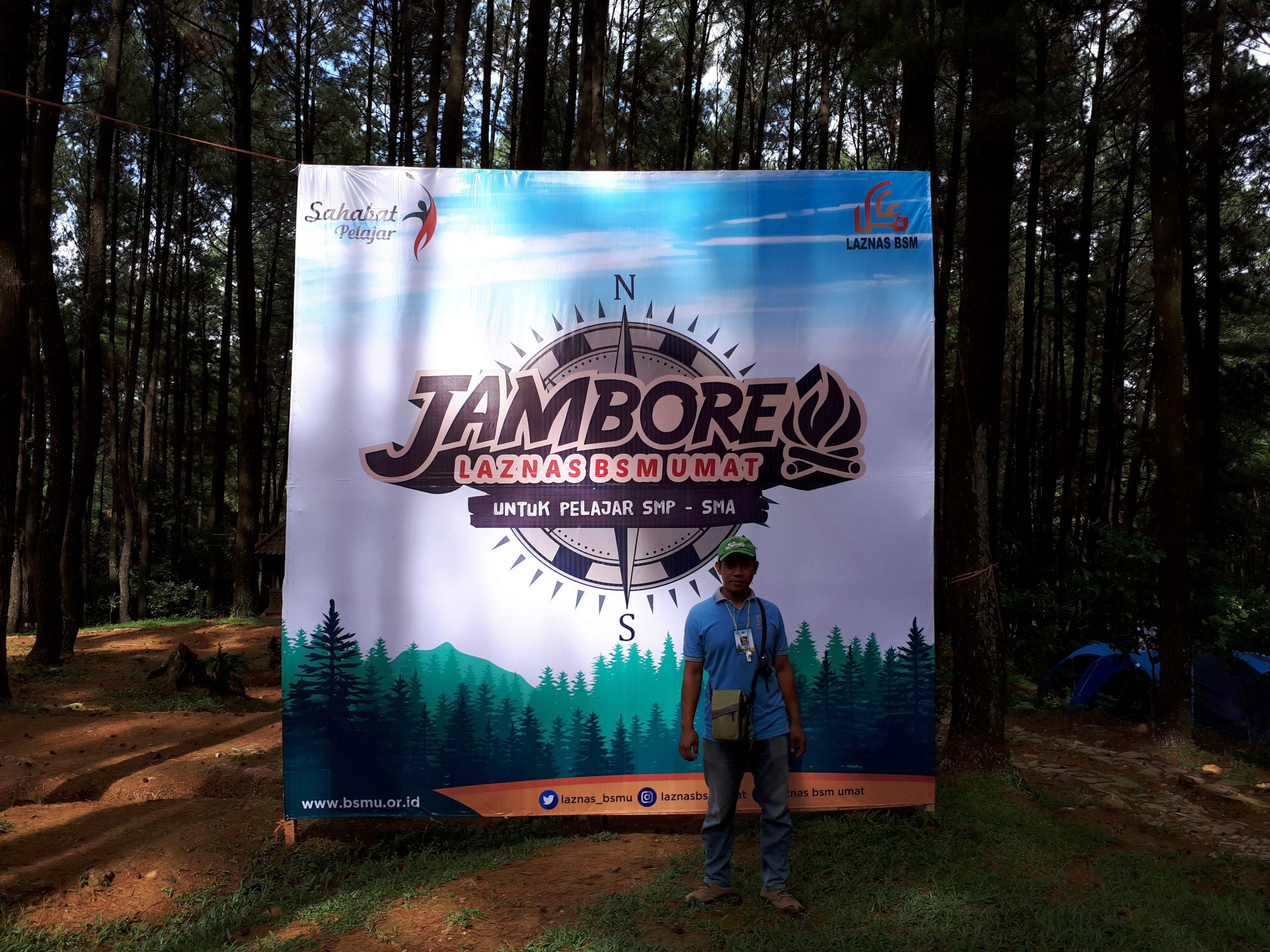 Jambore Laznas BSM Umat