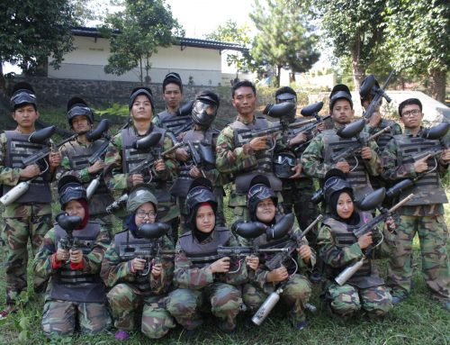 Paket Paintball – Manfaat Bermain Paintball