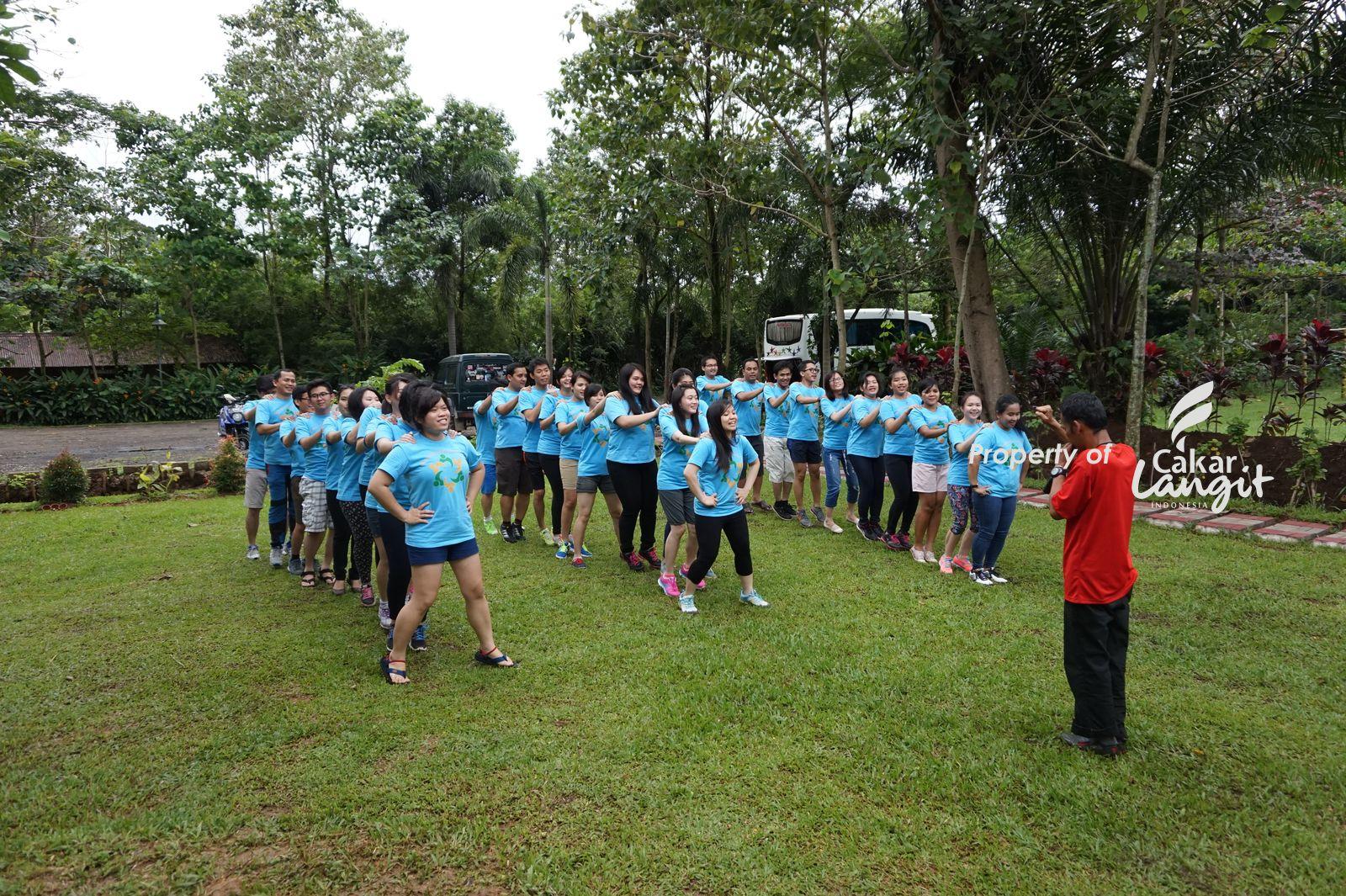 Team Building Sinarmas Group