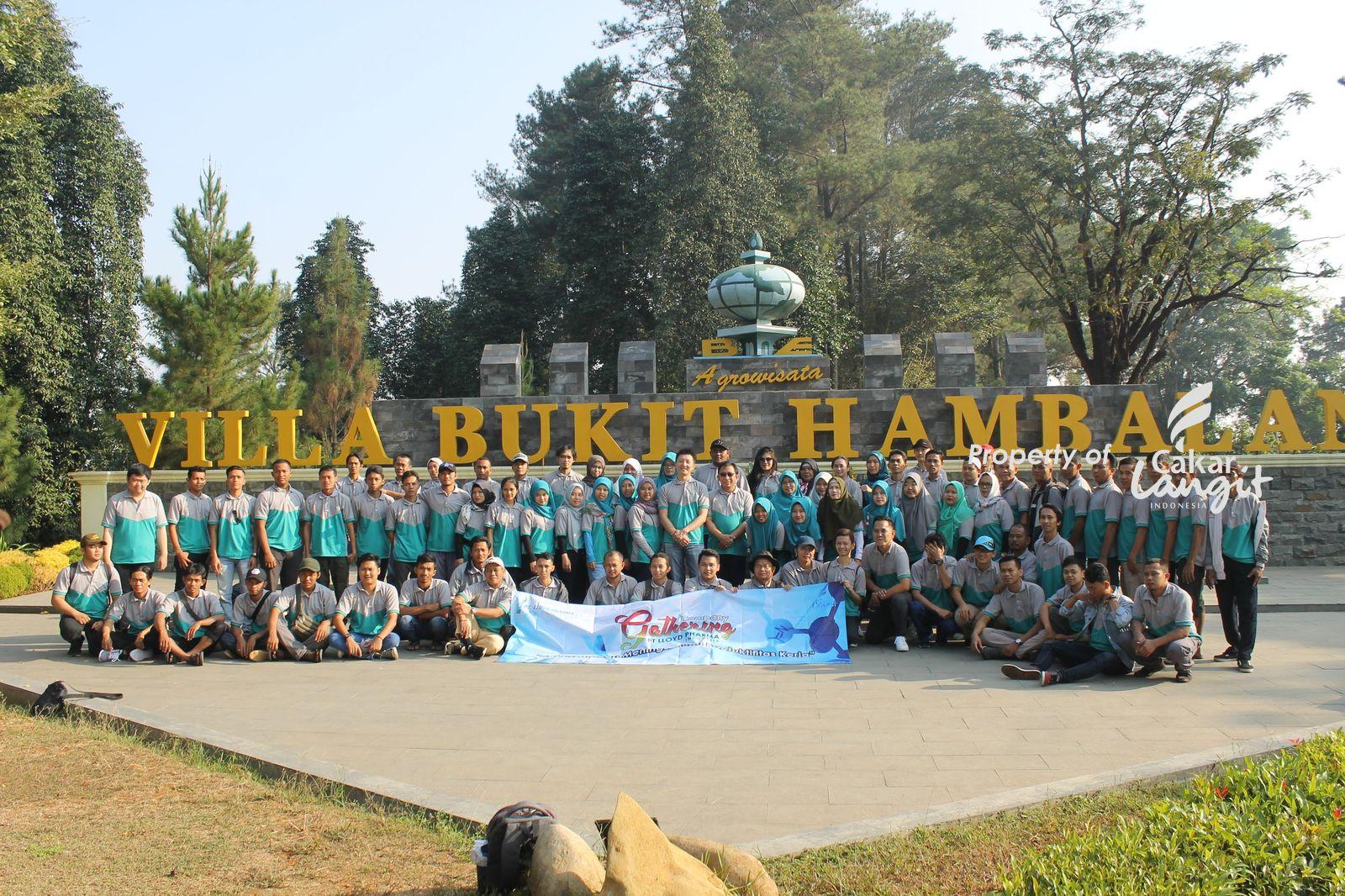 The Safari Lodge jadi penginapan Terfavorit di Bogor