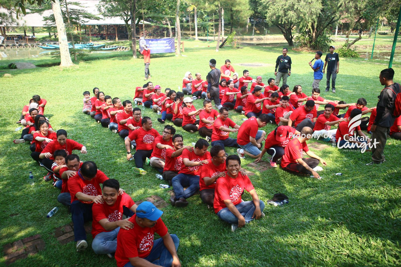 Promo Team Building popular di Bogor Puncak Hotel Rancamaya