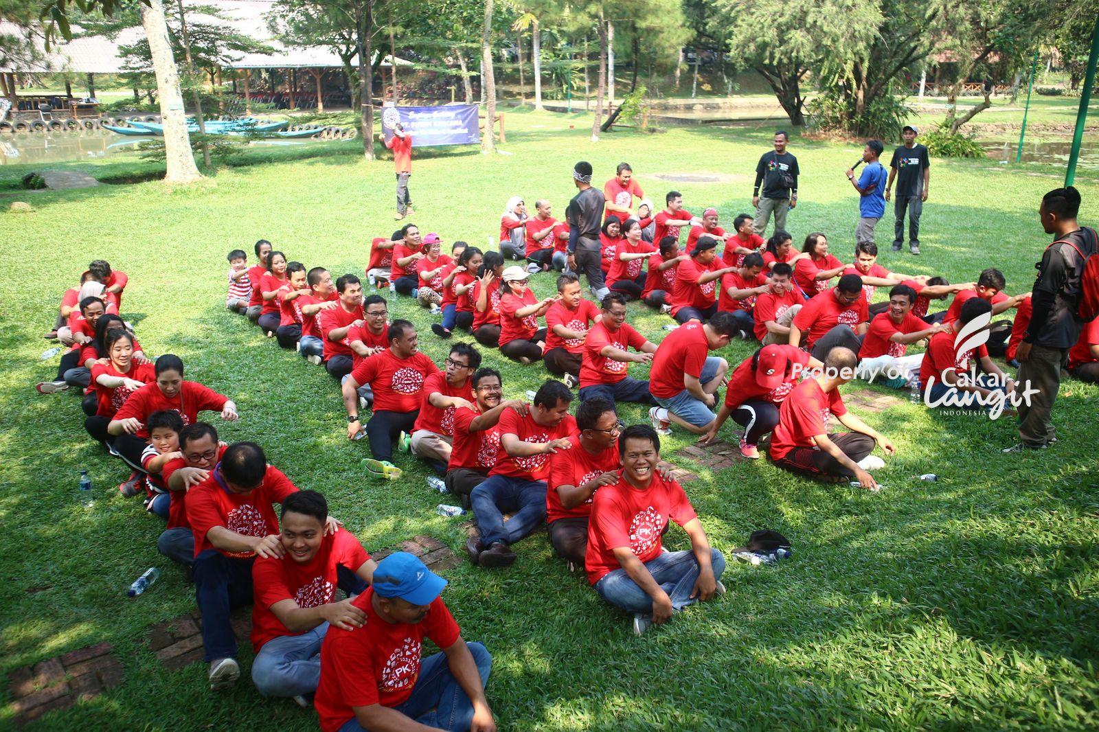 Rekomendasi Lokasi Team Building di Bogor Villa Sawah Hotel Bogor