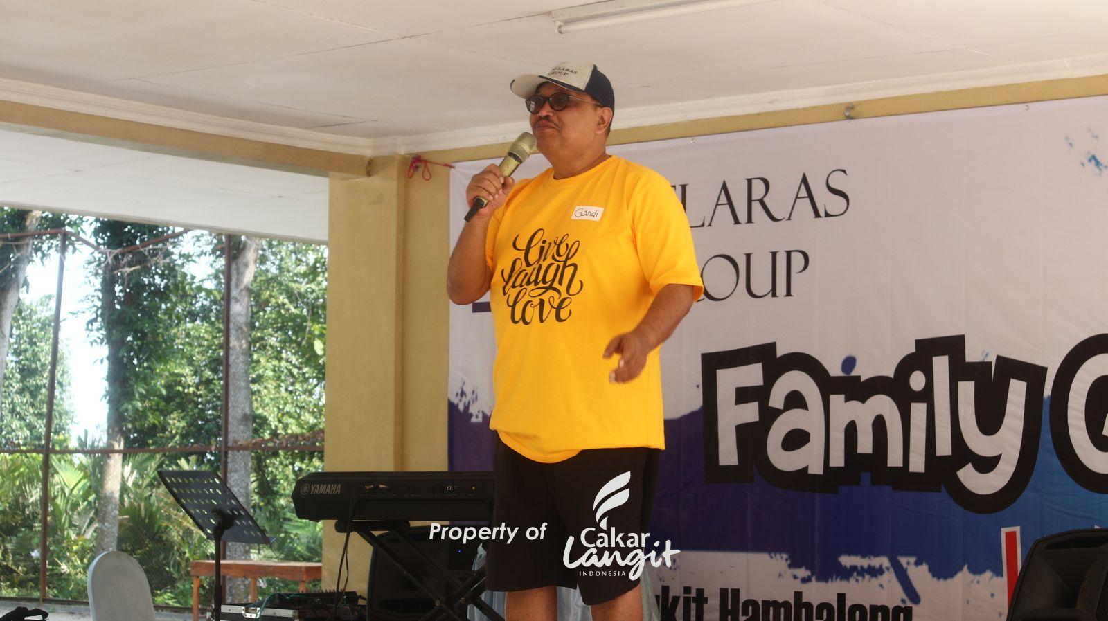 Family Gathering PT Selaras Propertindo