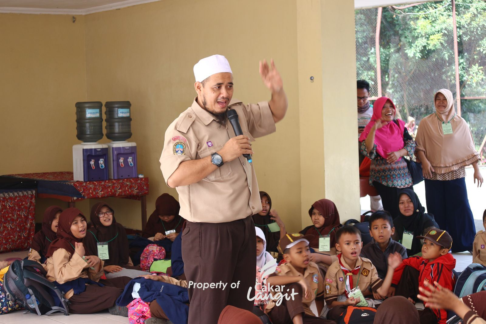 Learning With Nature MI Darul Ikhwan