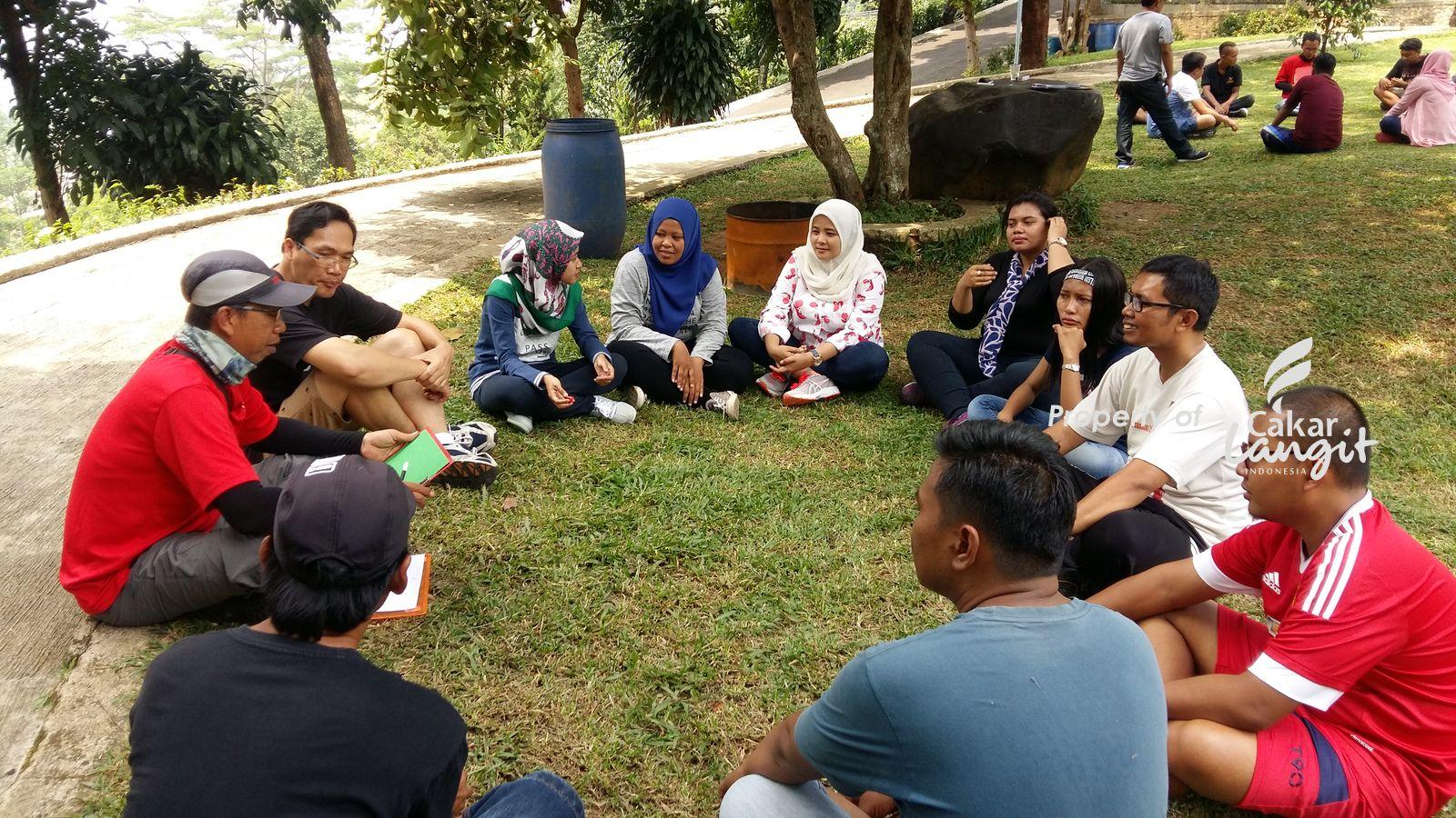 Villa Djokro Rekomendasi Tempat Outbound Murah di Bogor