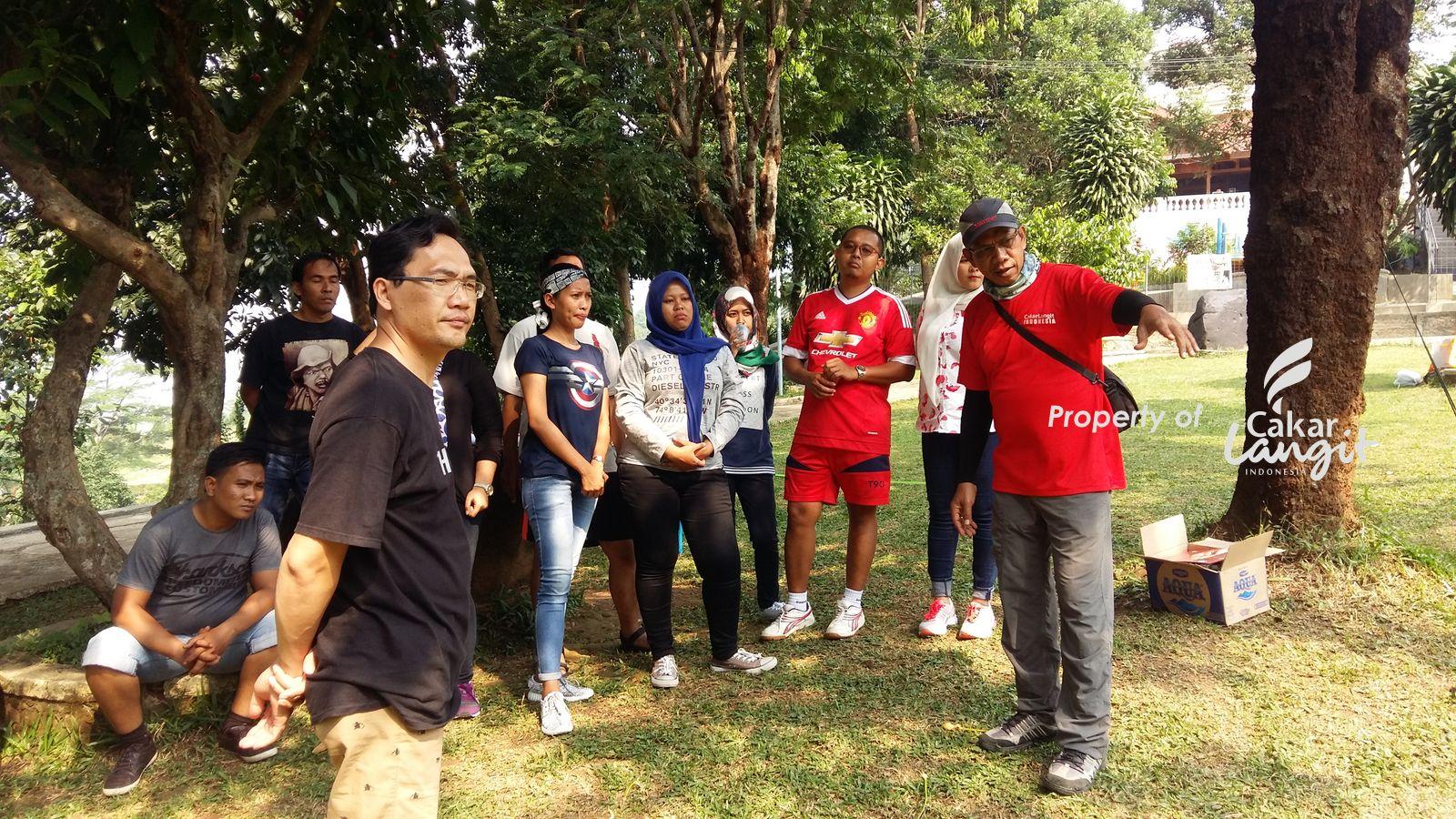 Rekomendasi Tempat Outbound di Bogor Tjapoeng Resort Bogor