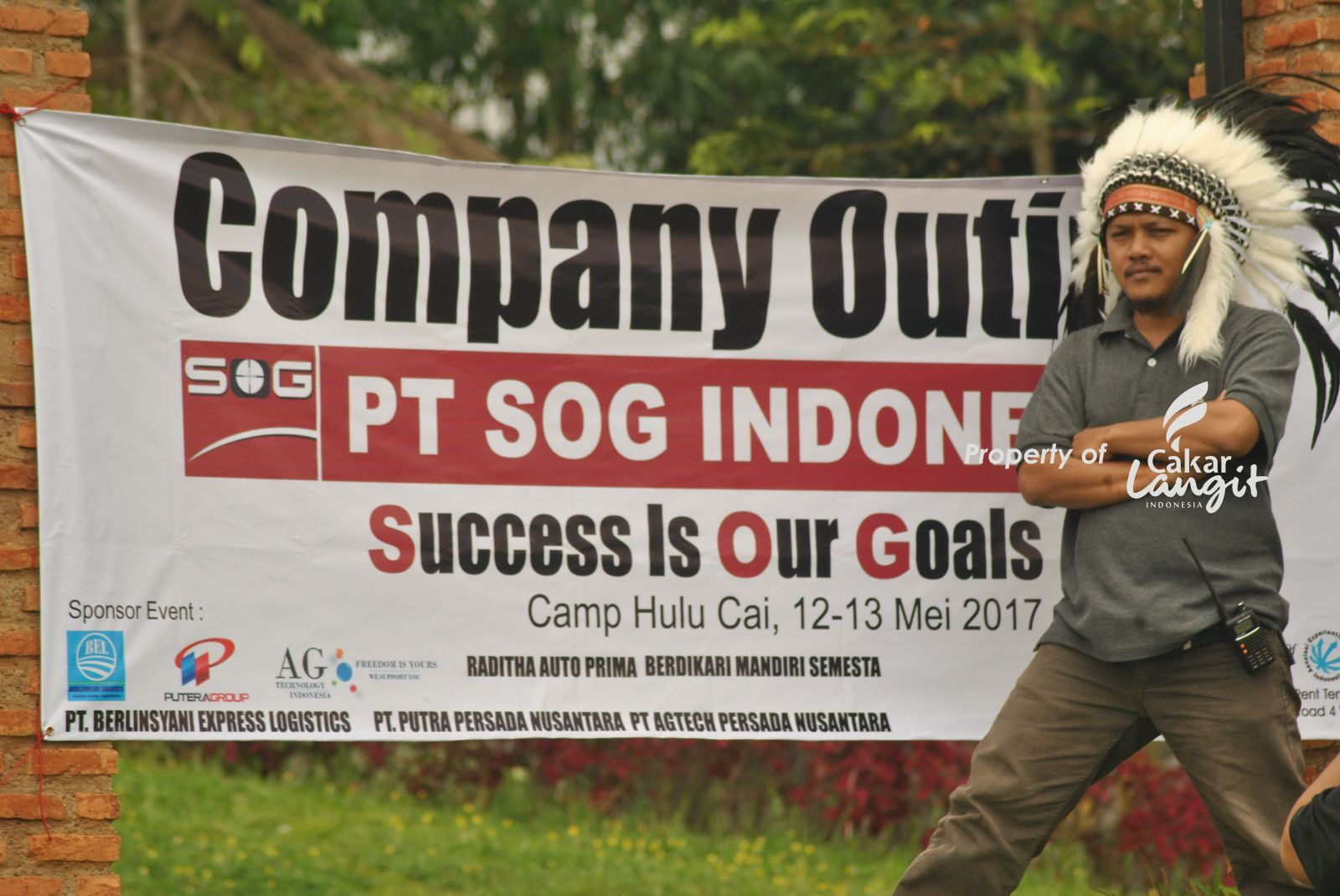 Tempat Outbound terbaik di Bogor Puncak Bumi Tapos Bogor