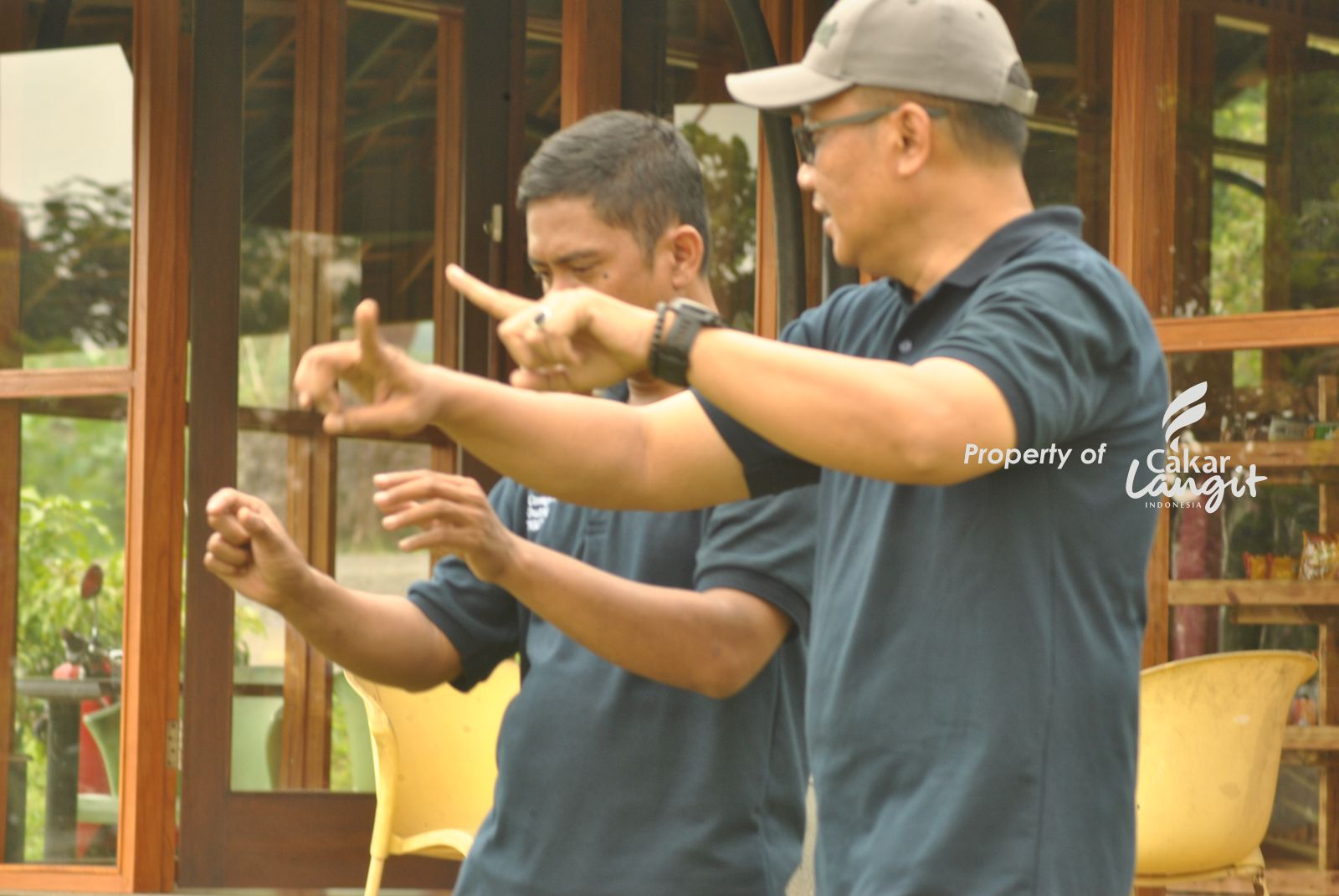 Outbound paling popular di Bogor Royal Hotel