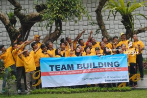 Teambuilding PT Galih Sekar Sakti