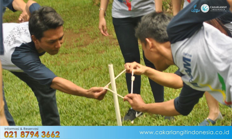 Harga Paket Outbound Training Kampoeng Tjaringin Bogor