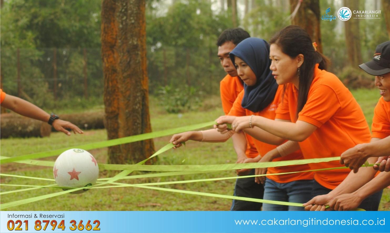 Paket Outbound Villa Kapilih Bogor