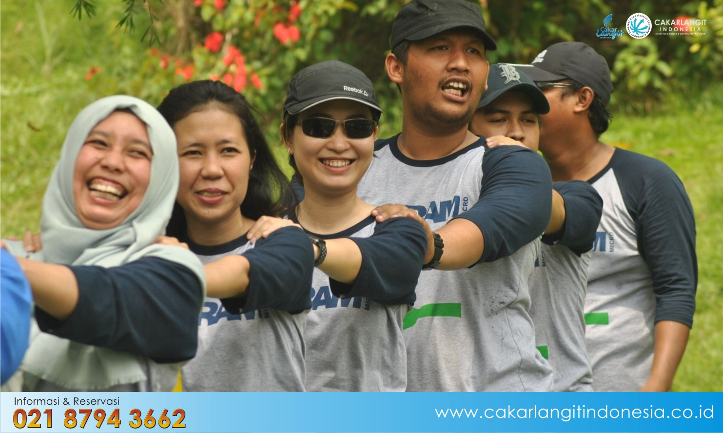 Zona 235 Cocok Outbound Capacity Building