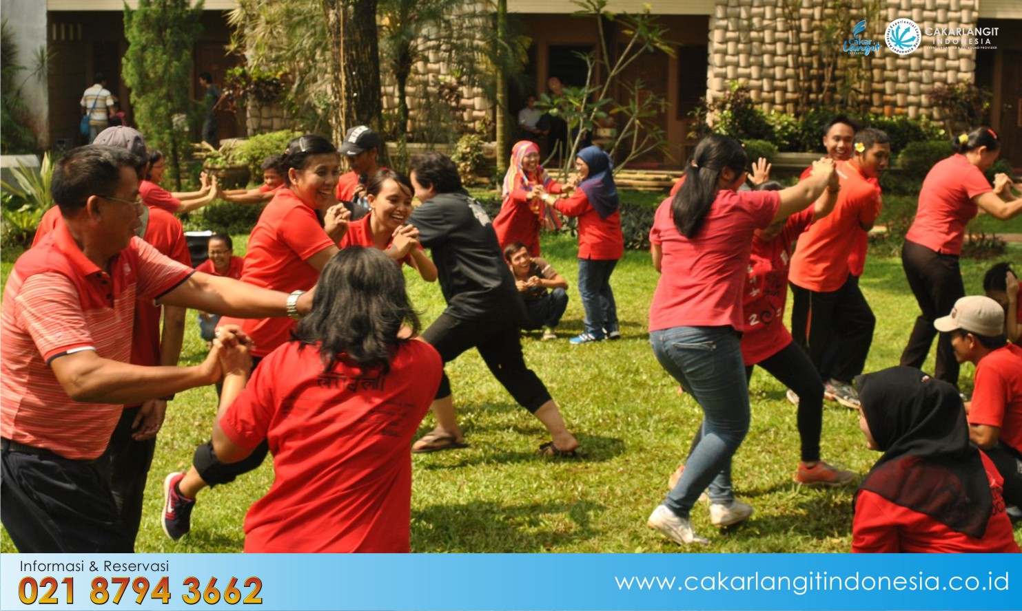 Promo Paket Outbound Capacity Building GH Universal Resort Bandung