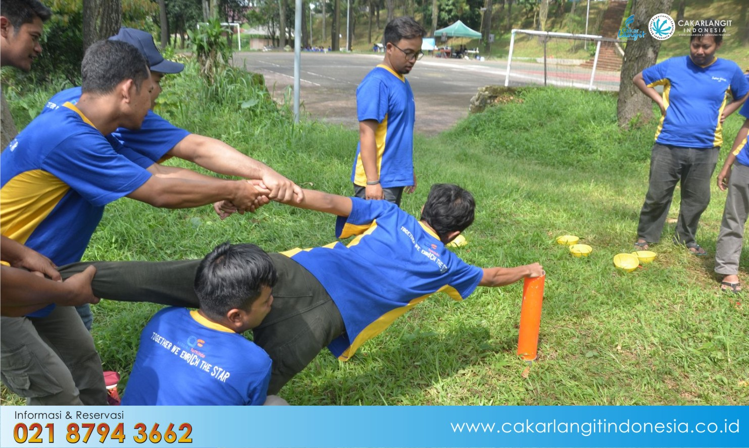 Info Lokasi Outbound Team Building di Bandung – Orchid Forest Cikole