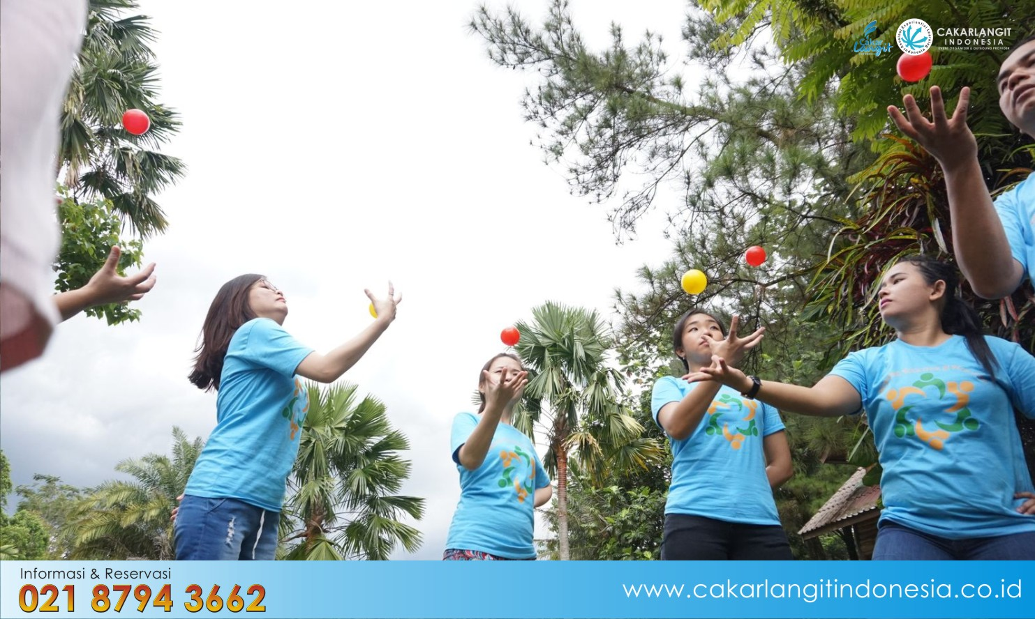Info Lokasi Outbound Training di Bandung – Sari Ater Hotel & Resort