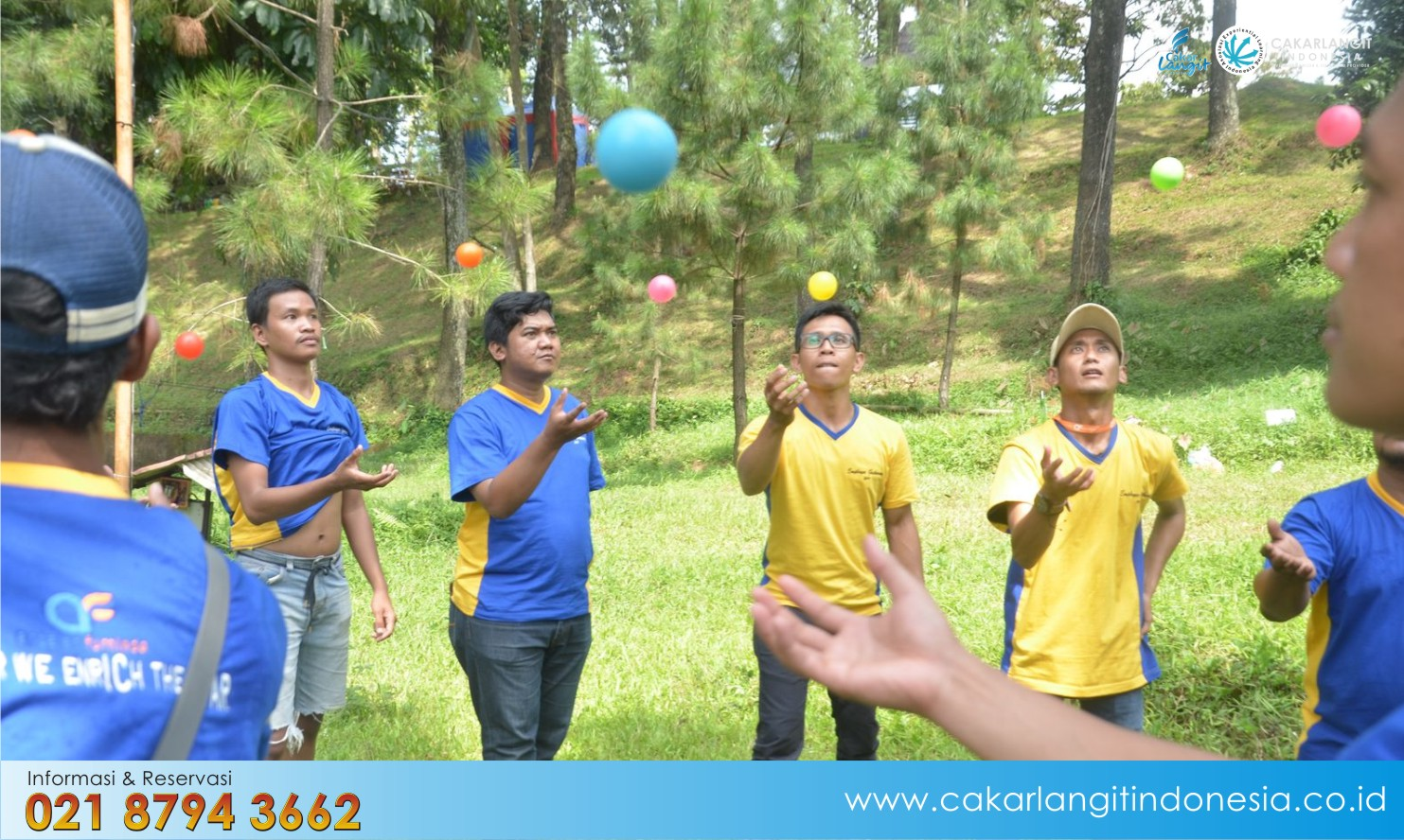 Bumi Kahyangan Adventure Camp Cocok Outbound Training