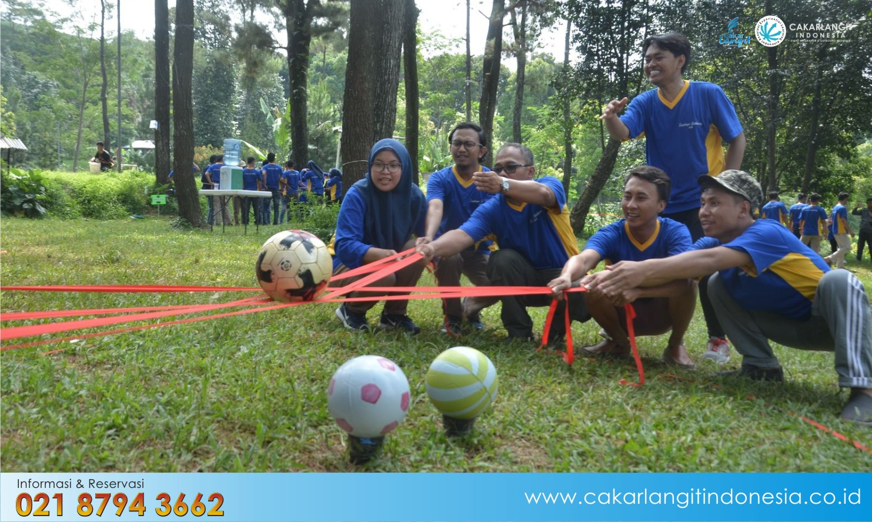 Ranca Upas Bandung direkomendasikan untuk Kegiatan Outbound Team Building