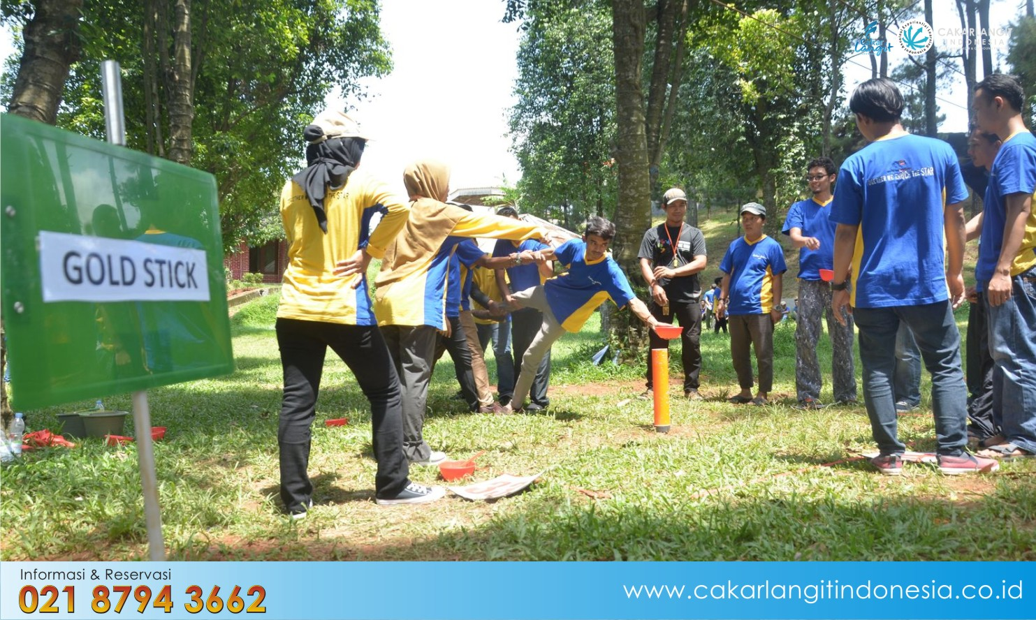 Harga Outbound Team Building Green Forest Resort Bandung