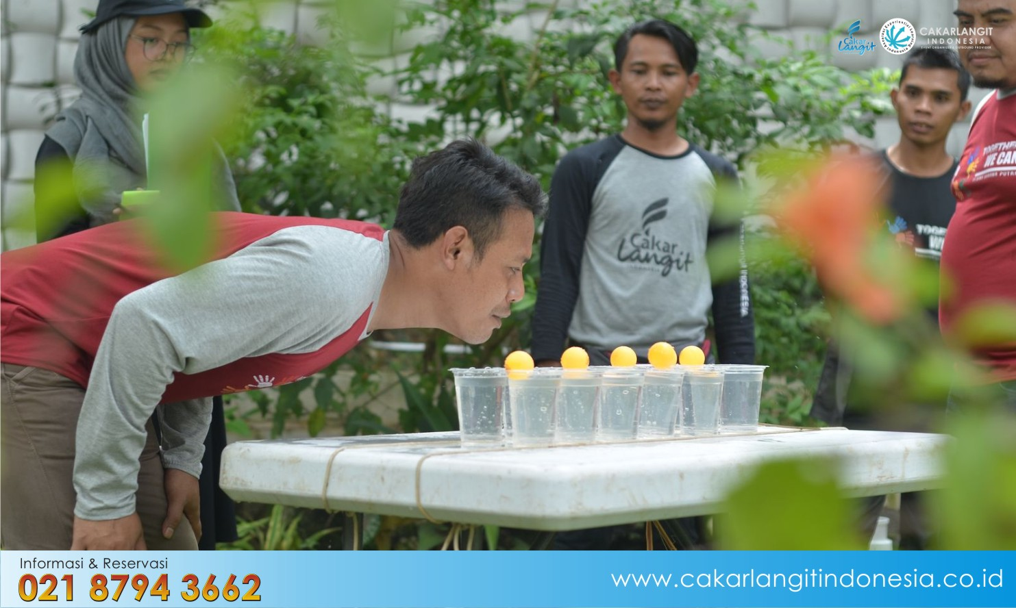 Bumi Kahyangan Adventure Camp Cocok Outbound Team Building