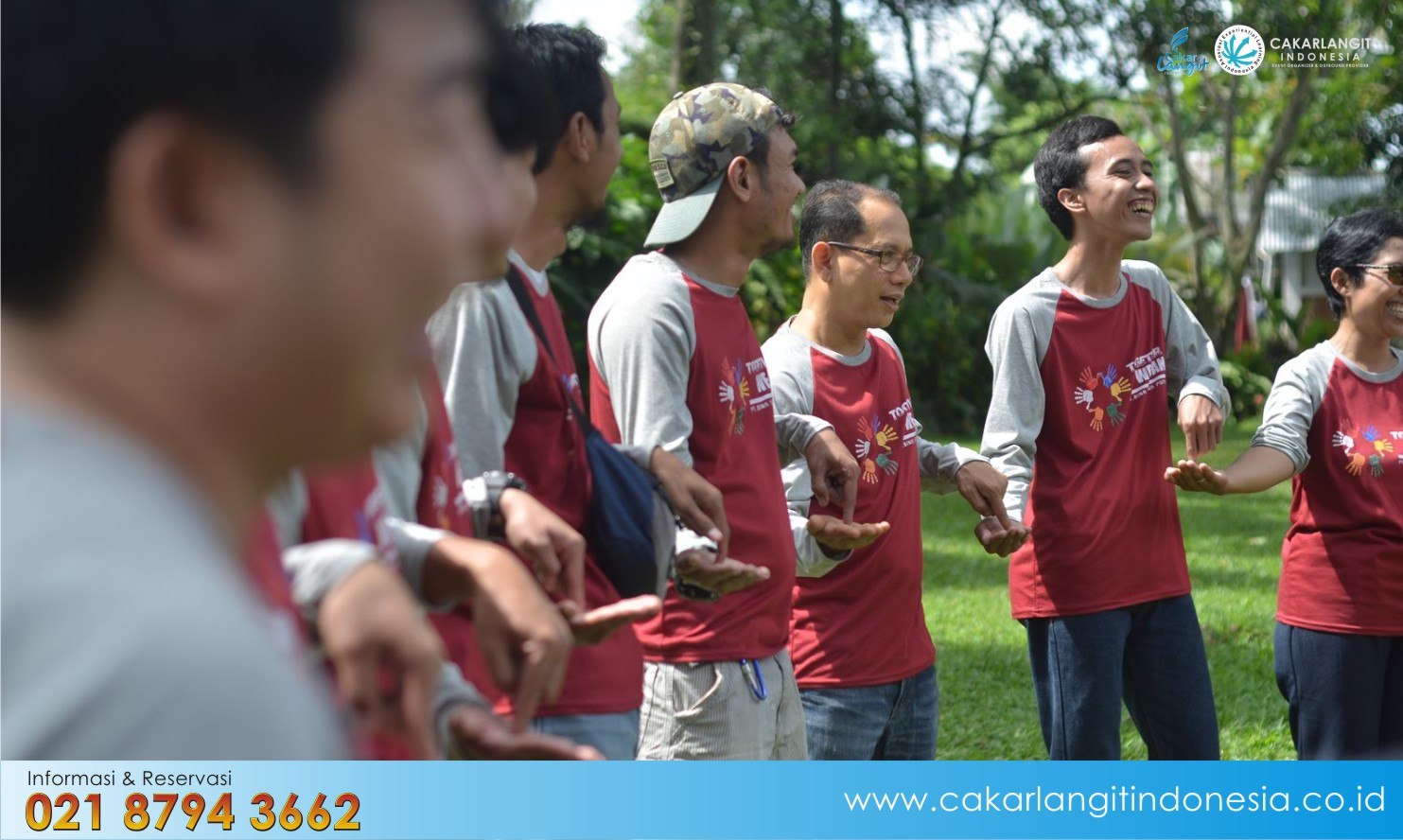Paket Team Building di Bandung – Katumiri Outdoor Activities