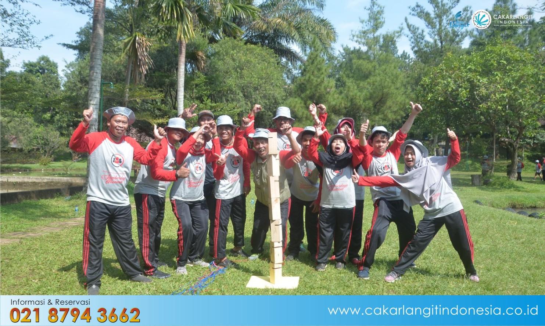 Rekomendasi Lokasi Kegiatan  Capacity Building ZONE 235 Bandung