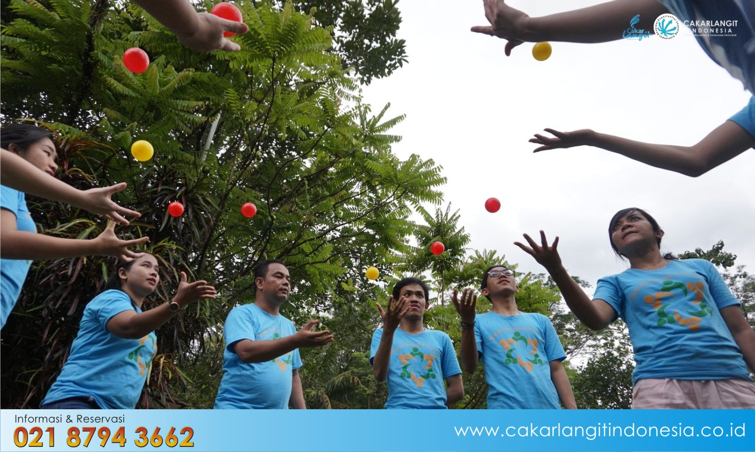 Katumiri Outdoor Activities Cocok Outbound Training