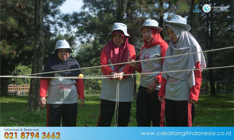 Kampung Pasir Ipis Cocok  Team Building