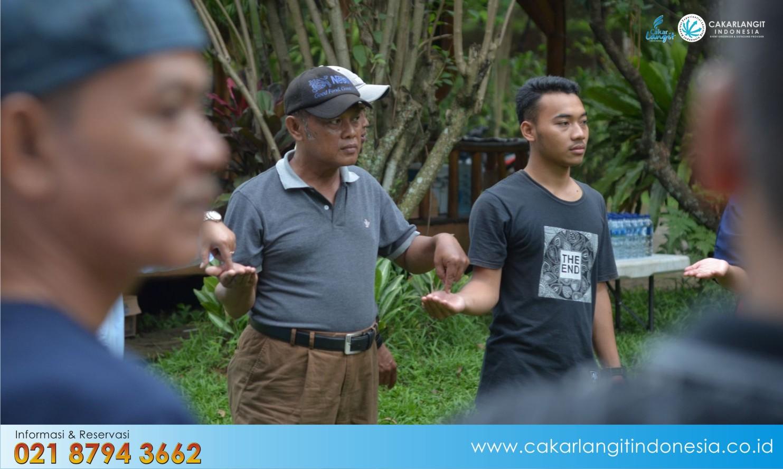 Promo Paket Capacity Building Kampung Bamboo Bandung