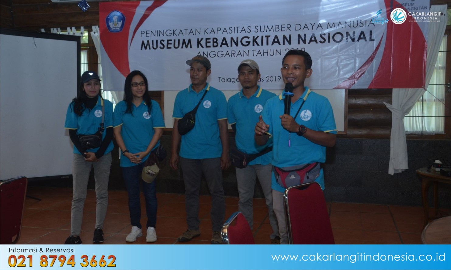 Harga Outbound Training Bahidit Rest Area Offroad Bandung