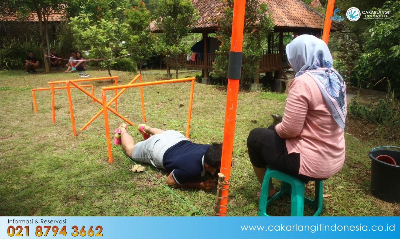 Villa Biru Pancawati salah satu penginapan Terfavorit di Bogor