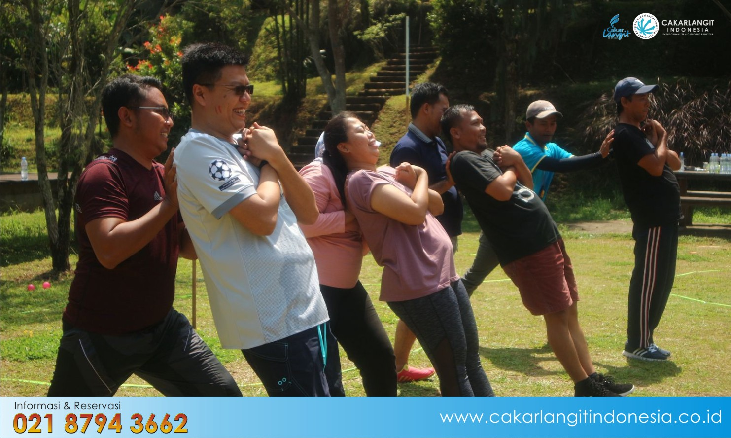 Harga Outbound Training Santa Monica Resort Bogor