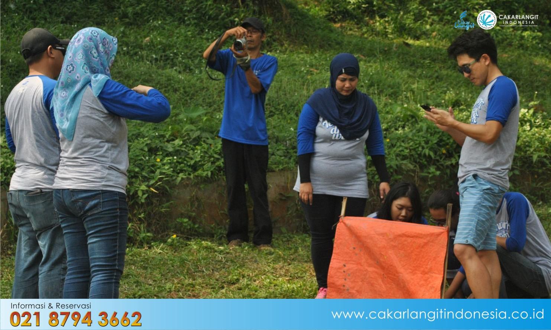 Seke Camping Ground menjadi resort di Bandung yang lagi naik daun