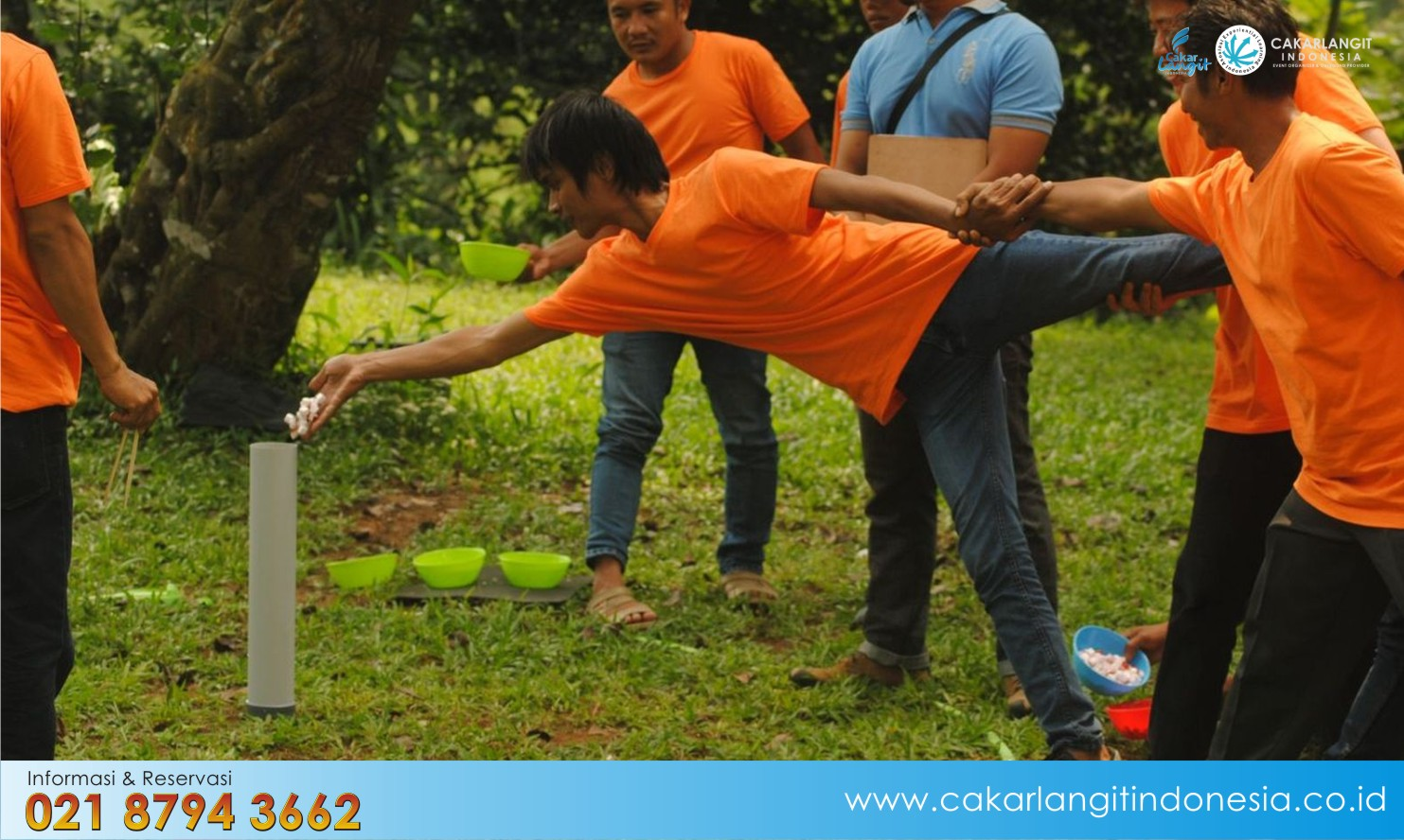 Promo Paket Outbound Training di Bogor – Seruni Hotel The Fountains